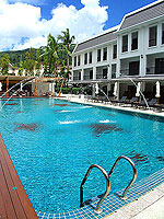 Swimming Pool : Sawaddi Patong Resort, Kids Room, Phuket