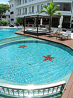 Kids Pool : Sawaddi Patong Resort, Family & Group, Phuket