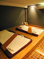 Spa Massage Room : Sawaddi Patong Resort, Fitness Room, Phuket