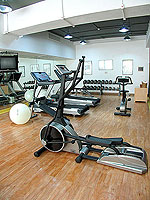 Fitness Gym : Sawaddi Patong Resort, Patong Beach, Phuket