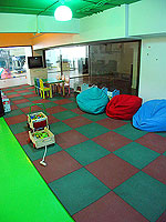 Kids Room : Sawaddi Patong Resort, Fitness Room, Phuket