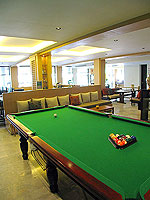 Pool Table : Sawaddi Patong Resort, Patong Beach, Phuket
