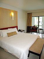 プーケット パトンビーチのホテル : サワディー パトン リゾート(Sawaddi Patong Resort)のスーペリアルームの設備 Bedroom