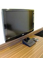 プーケット インターネット接続(無料)のホテル : サワディー パトン リゾート(Sawaddi Patong Resort)のスーペリアルームの設備 Av Facilities