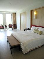 プーケット パトンビーチのホテル : サワディー パトン リゾート(Sawaddi Patong Resort)のデラックスルームの設備 Bedroom