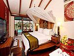 プーケット 5,000~10,000円のホテル : サワディー ヴィレッジ(Sawasdee Village)のガーデン デラックスルームの設備 Bedroom