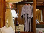 プーケット カタビーチのホテル : サワディー ヴィレッジ(Sawasdee Village)のガーデンデラックスルーム(シングル)ルームの設備 Amenities