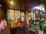 プーケット 5,000~10,000円のホテル : サワディー ヴィレッジ(Sawasdee Village)のガーデンデラックスルーム(シングル)ルームの設備 Entrance