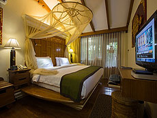 プーケット カタビーチのホテル : サワディー ヴィレッジ(1)のお部屋「ガーデンデラックスルーム(シングル)」