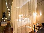 プーケット 5,000~10,000円のホテル : サワディー ヴィレッジ(Sawasdee Village)のガーデン デラックス ツインルームの設備 Bedroom
