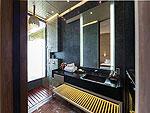 プーケット カタビーチのホテル : サワディー ヴィレッジ(Sawasdee Village)のガーデン デラックス ツインルームの設備 Bath Room