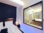 プーケット パトンビーチのホテル : シー サン サンド リゾート & スパ(Sea Sun Sand Resort & Spa)のデラックス(シングル)ルームの設備 Room View
