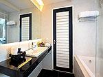 プーケット パトンビーチのホテル : シー サン サンド リゾート & スパ(Sea Sun Sand Resort & Spa)のデラックス(シングル)ルームの設備 Bath Room