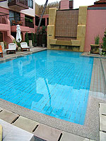 Swimming PoolSeaview Patong Hotel