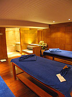 Spa Treatment Room : Seaview Patong Hotel, Fitness Room, Phuket