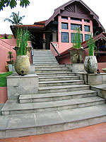Entrance : Seaview Patong Hotel, USD 50-100, Phuket