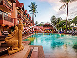Swimming Pool : Seaview Patong Hotel, Fitness Room, Phuket