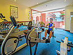 Fitness : Seaview Patong Hotel, Fitness Room, Phuket