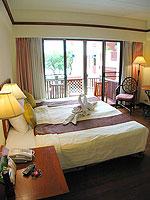 プーケット 5,000~10,000円のホテル : シービュー パトン ホテル(Seaview Patong Hotel)のスーペリア(シングル)ルームの設備 Bedroom