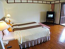 プーケット パトンビーチのホテル : シービュー パトン ホテル(1)のお部屋「ジュニア スイート」
