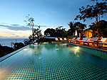 Swimming Pool / Secret Cliff Resort & Restaurant, มองเห็นวิวทะเล