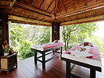 Non tree spa : Secret Cliff Resort & Restaurant, Karon Beach, Phuket