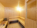 Sauna : Secret Cliff Resort & Restaurant, Karon Beach, Phuket