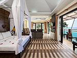 プーケット 5,000~10,000円のホテル : シークレット クリフ リゾート(Secret Cliff Resort & Restaurant)のスーペリア ガーデン ビュールームの設備 Bed Room