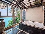 プーケット 5,000~10,000円のホテル : シークレット クリフ リゾート(Secret Cliff Resort & Restaurant)のスーペリア ガーデン ビュールームの設備 Bath Room