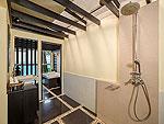 プーケット カロンビーチのホテル : シークレット クリフ リゾート(Secret Cliff Resort & Restaurant)のスーペリア ガーデン ビュールームの設備 Bath Room