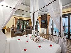 プーケット 5,000~10,000円のホテル : シークレット クリフ リゾート(1)のお部屋「スーペリア ガーデン ビュー」
