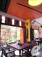 Restaurant : Seeka Boutique Resort, Patong Beach, Phuket