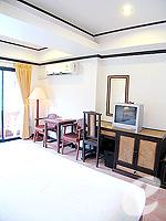 プーケット 5,000円以下のホテル : シーカ ブティック リゾート(Seeka Boutique Resort)のスーペリア(ダブル)ルームの設備 Bedroom
