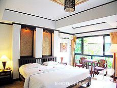 プーケット 5,000円以下のホテル : シーカ ブティック リゾート(1)のお部屋「デラックス(ダブル/ツイン)」