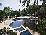 Swimming Pool / Sensi Paradise Beach Resort, วิลล่าคอทเทจ