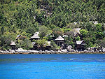 Sea view : Sensi Paradise Beach Resort, Koh Tao, Phuket