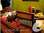 バンコク 王宮・カオサン周辺のホテル : シャンハイ マンション ブティック ホテル(Shanghai Mansion Boutique Hotel)のインフア(チェリーブロッサム)ルームの設備 Room View