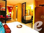 バンコク 王宮・カオサン周辺のホテル : シャンハイ マンション ブティック ホテル(Shanghai Mansion Boutique Hotel)のムーダン(ポニー)クラッシックルームの設備 Bedroom