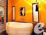 バンコク 王宮・カオサン周辺のホテル : シャンハイ マンション ブティック ホテル(Shanghai Mansion Boutique Hotel)のムーダン(ポニー)クラッシックルームの設備 Bathtub