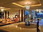 チェンマイ ナイトバザール周辺のホテル : シャングリラ チェンマイ 「Lobby」