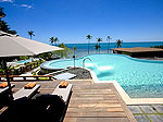 Seaview Pool : ShaSa Resort & Residences Koh Samui, Long Stay, Phuket