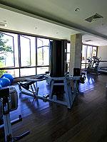 Fitness Gym : ShaSa Resort & Residences Koh Samui, Long Stay, Phuket