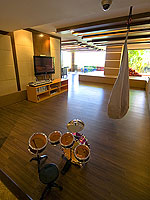 Kids Room : ShaSa Resort & Residences Koh Samui, Pool Villa, Phuket