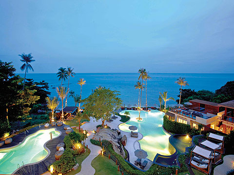 ShaSa Resort & Residences Koh Samui, with Spa, Phuket