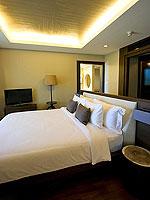 サムイ島 2ベッドルームのホテル : シャサ リゾート & レジデンス コ サムイ(ShaSa Resort & Residences Koh Samui)のシービュースイート(2ベッドルーム)ルームの設備 Bedroom