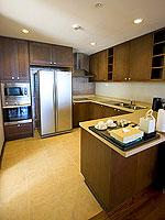サムイ島 2ベッドルームのホテル : シャサ リゾート & レジデンス コ サムイ(ShaSa Resort & Residences Koh Samui)のシービュースイート(2ベッドルーム)ルームの設備 Kitchen