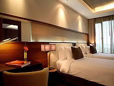 サムイ島 2ベッドルームのホテル : シャサ リゾート & レジデンス コ サムイ(1)のお部屋「デラックス シービュー スイート(2ベッドルーム)」