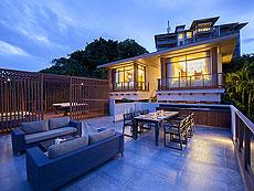 サムイ島 2ベッドルームのホテル : シャサ リゾート & レジデンス コ サムイ(1)のお部屋「シャサ ビーチフロント プールヴィラ」