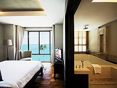 サムイ島 2ベッドルームのホテル : シャサ リゾート & レジデンス コ サムイ(1)のお部屋「プレジデンシャル シービュー スイート」