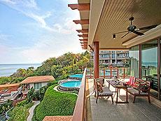 サムイ島 2ベッドルームのホテル : シャサ リゾート & レジデンス コ サムイ(1)のお部屋「プレジデンシャル デラックス シービュー スイート」